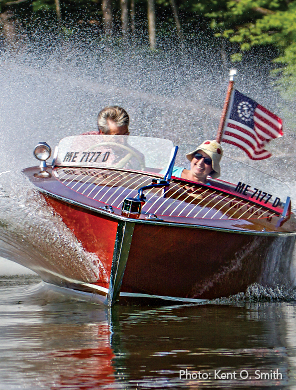 Chris Craft Antique Boat Club Membership